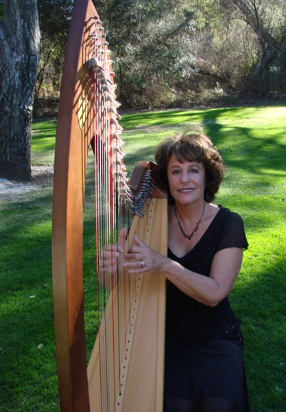 Harpist from the Heart - Harpist - Temecula, CA