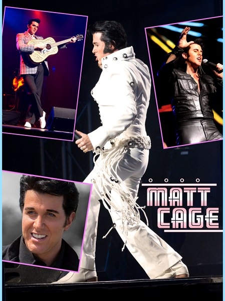 Matt Cage - Elvis Impersonator - Toronto, ON