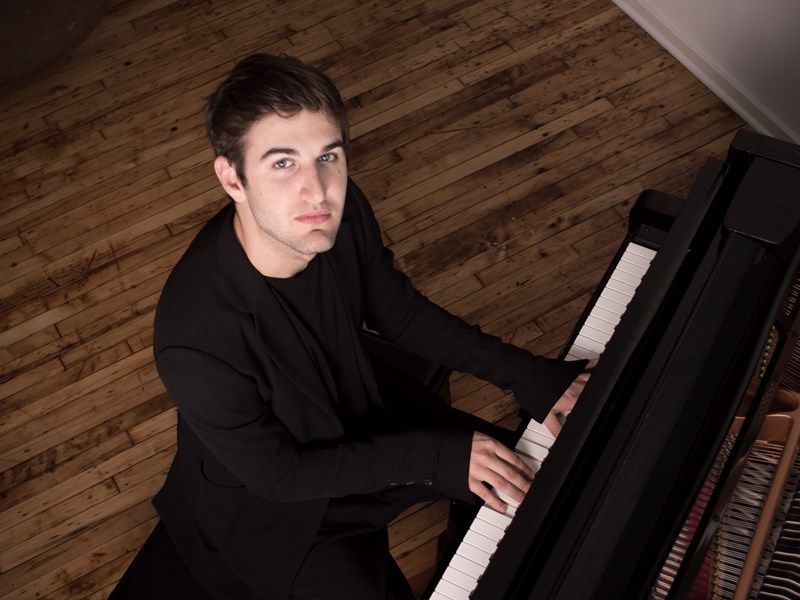 Alexandre Marr Piano - Classical Pianist - Akron, OH