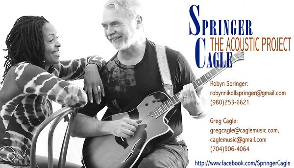 Greg Cagle Music - Acoustic Duo - Charlotte, NC