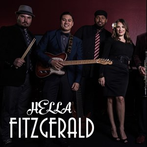 Castro Valley Dance Band | Hella Fitzgerald