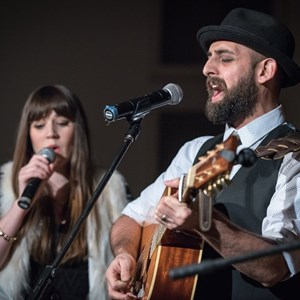 Philadelphia, PA Folk Band | The Tino & Ashley Band