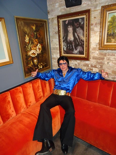 "Rick ""Elvis"" Cada - Elvis Impersonator - Chicago, IL"