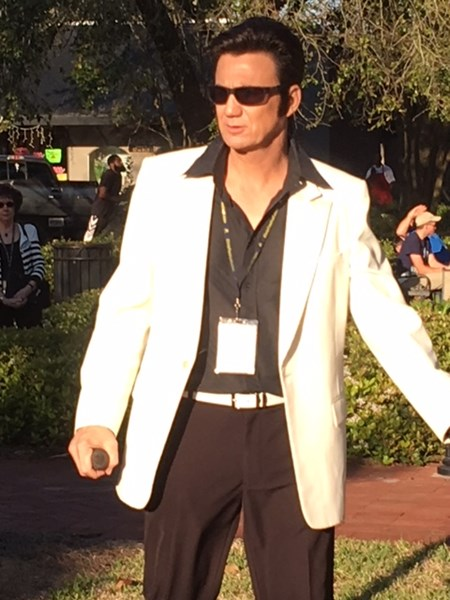 Chris Bishop The Elvis Live Vinyl Experience - Elvis Impersonator - Indian Trail, NC