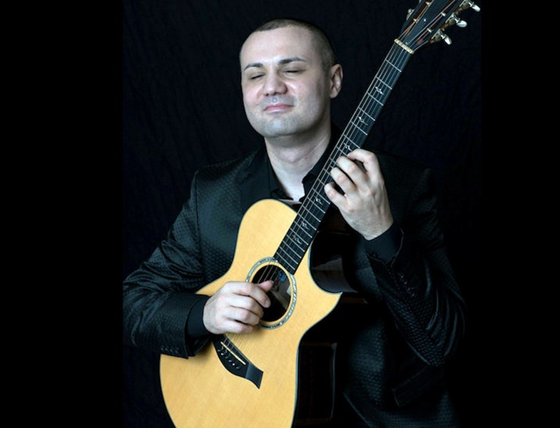 Gabriel Datcu Solo Guitar or can add cello/violin - Acoustic Guitarist - Chicago, IL