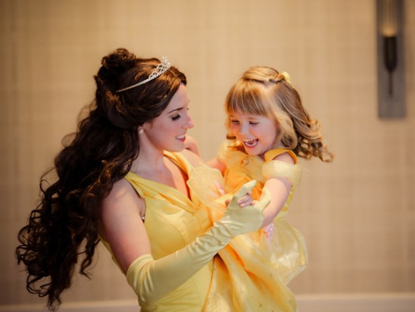Happily Ever Laughter Parties - Princess Party - Fairfax, VA
