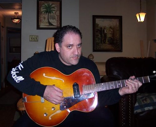 Anthony Cacciutti - Acoustic Guitarist - Coatesville, PA