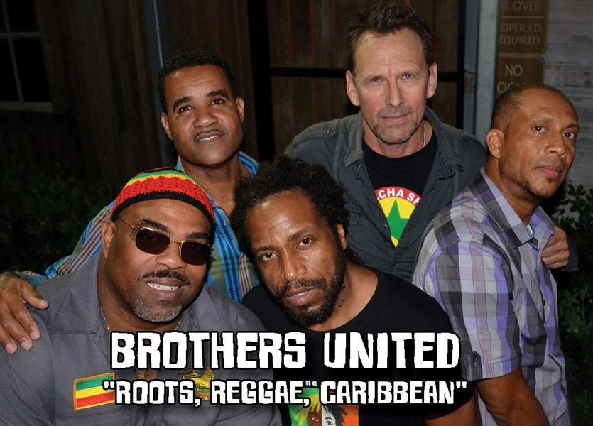 Brothers United - Reggae Band - West Palm Beach, FL