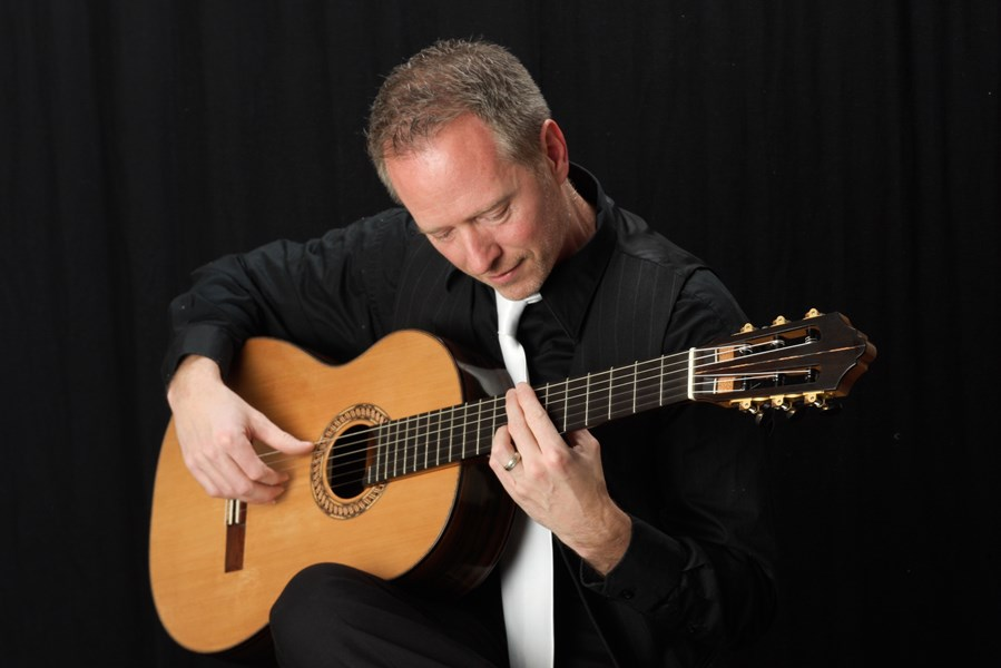 David Graessle - Classical Guitarist - Wayne, NJ