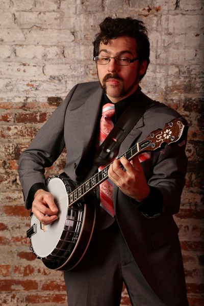 David Tyberg - Banjo Player - Atlanta, GA