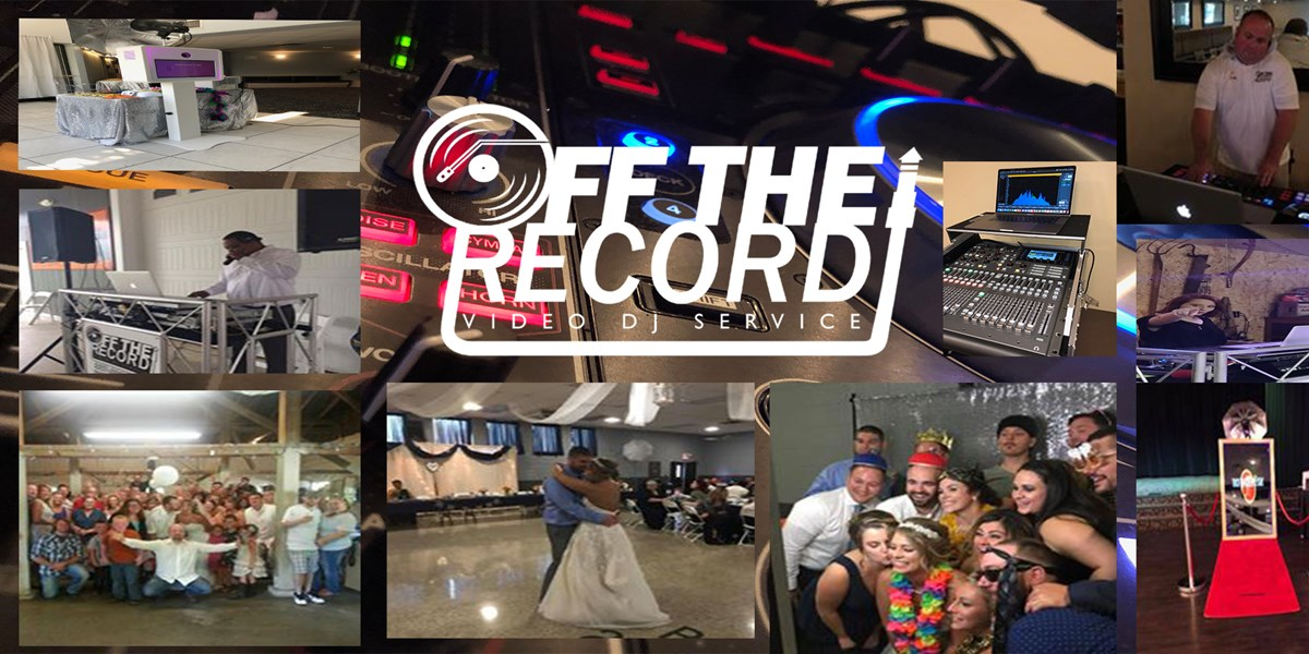 Off The Record Magic Mirror Photo Booth Rental - Photo Booth - Dayton, OH
