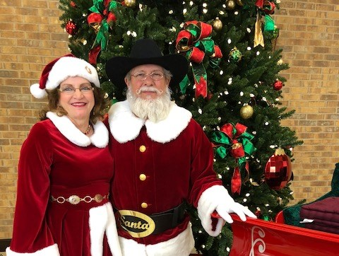Santa Bill and Mrs. Claus - Santa Claus - Houston, TX