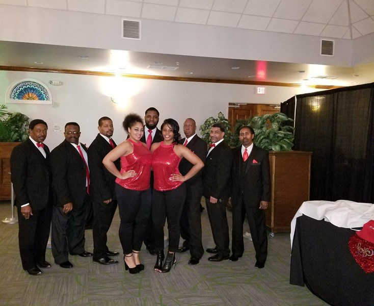 Rhythm Express Band of Rocky Mount - Cover Band - Rocky Mount, NC