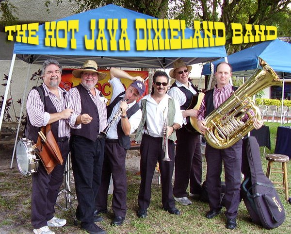 Our Dixieland Ensemble