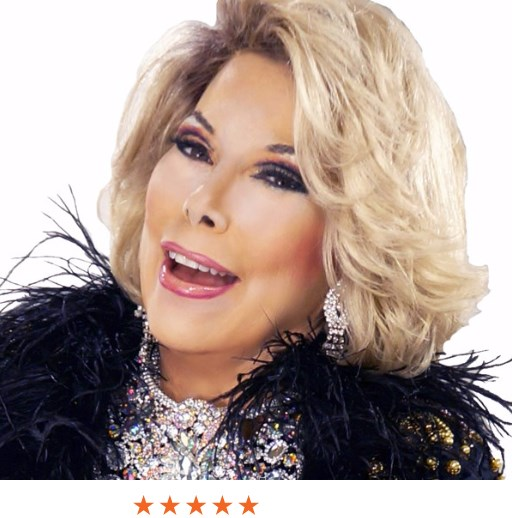 Holly Faris - 5 Star Performer! - Joan Rivers Impersonator - Palm Beach, FL