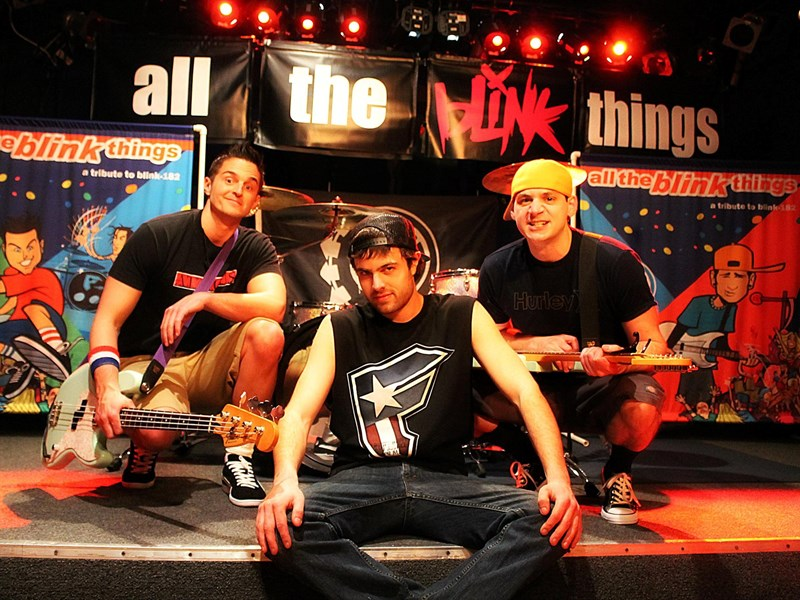 All The Blink Things - Cover Band - Farmingdale, NY