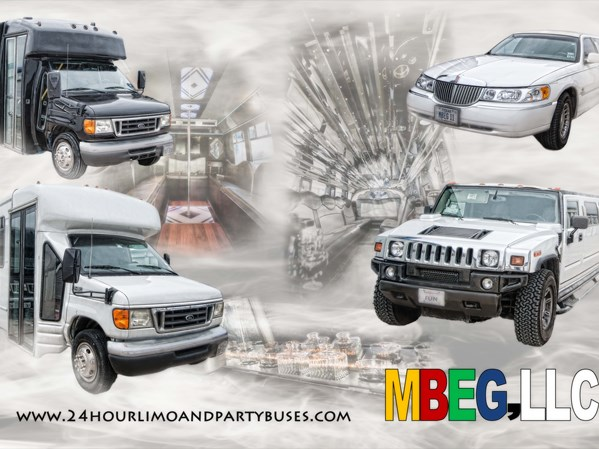 24hr Affordable Limousine & Party Bus - Party Bus - Dallas, TX