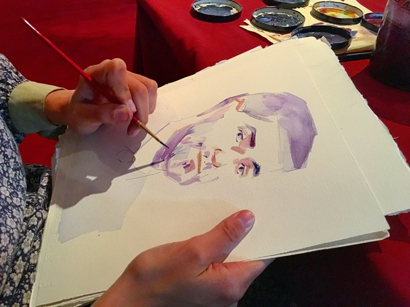 Drawn Together NYC - Caricaturist - New York City, NY