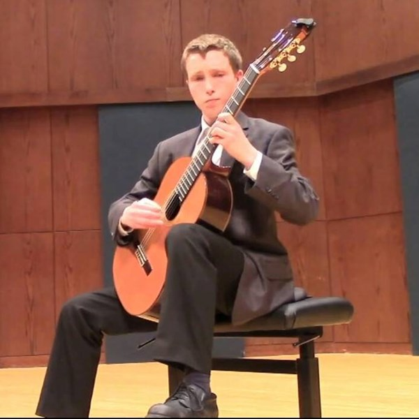 Aaron Civic - Classical Guitarist - Baltimore, MD