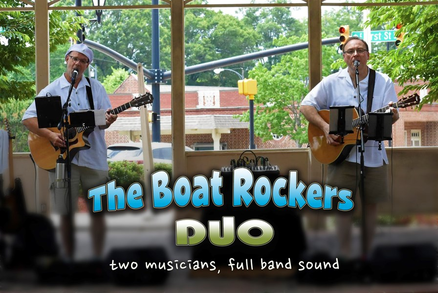 The Boat Rockers Duo - Cover Band - Charlotte, NC