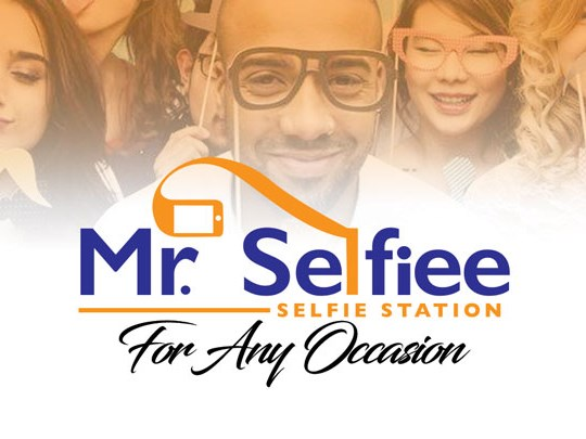 Mr. Selfie Station - Photo Booth - Deer Park, NY
