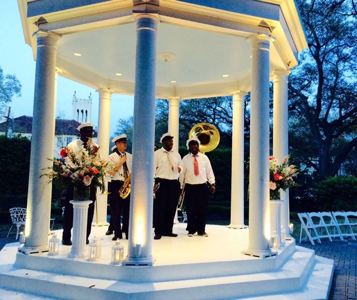Elms Mansion Wedding NOLA 2015