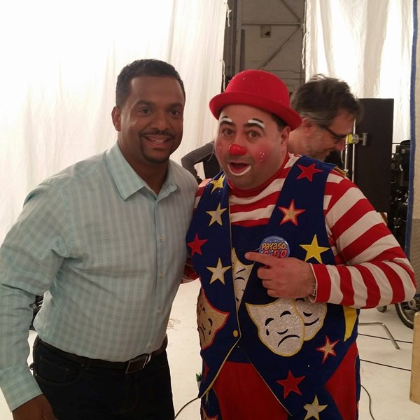 Alfonso Ribeiro and CiDO