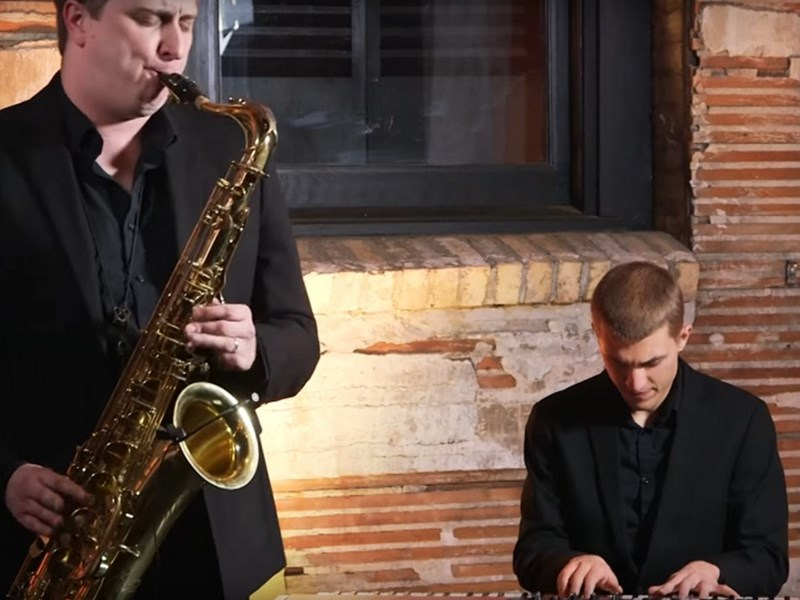 Background Jazz LLC - Jazz Band - Detroit, MI