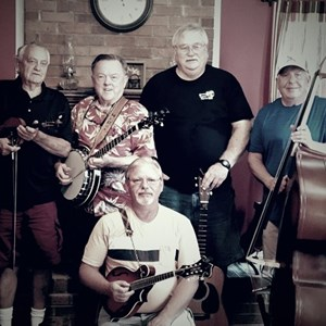 Gandeeville Gospel Band | linville creek bluegrass