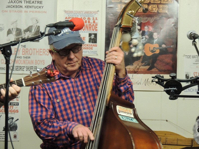 KEITH GRIFFIN   STAND UP BASS