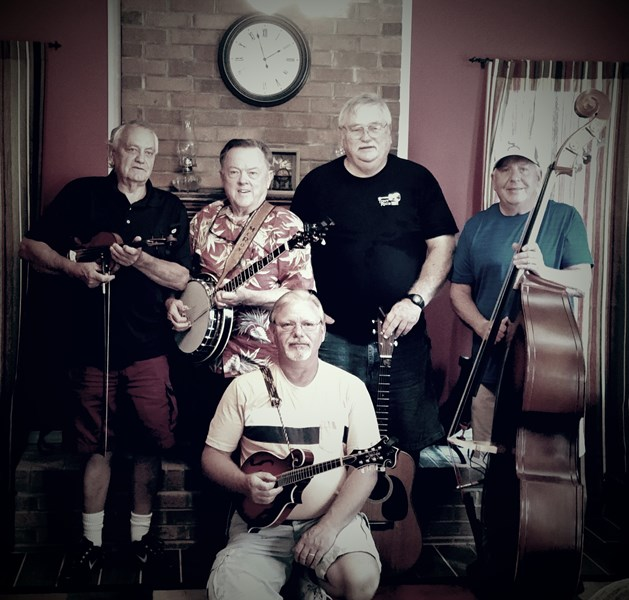 linville creek bluegrass - Bluegrass Band - State Road, NC