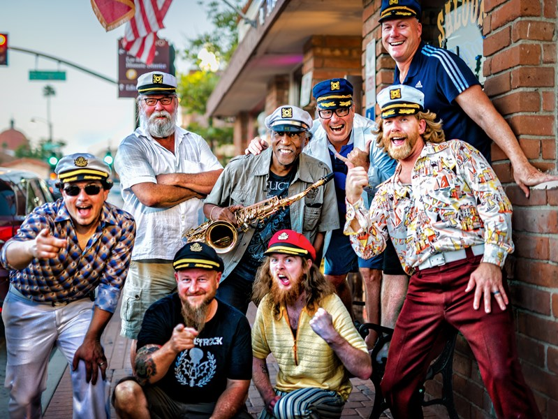 YACHTY BY NATURE - Yacht Rock cover band - Concert Band - Los Angeles, CA