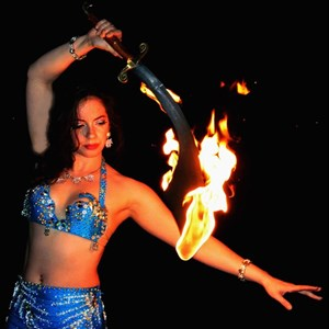 Wirt Fire Dancer | Hips of Fire Entertainment