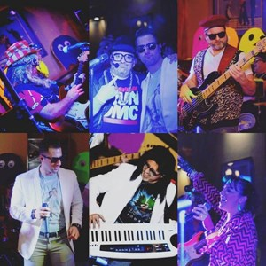 Calverton 80s Band | Guilty Pleasures 80's Band