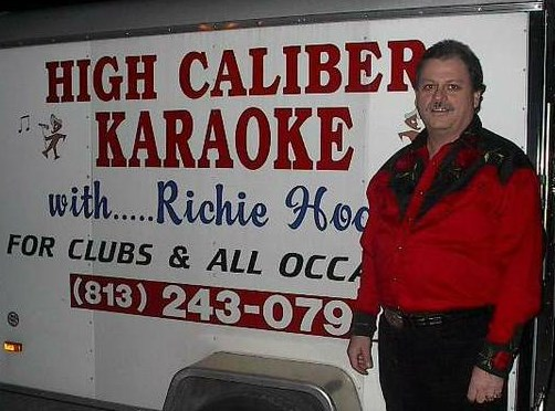 High Caliber DJ & Karaoke with Richie Hodge - Karaoke DJ - Tampa, FL