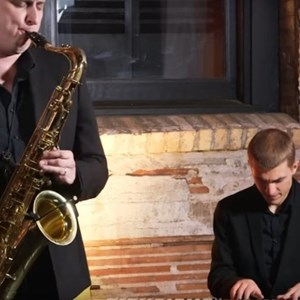 Milbridge 30s Band | Background Jazz LLC
