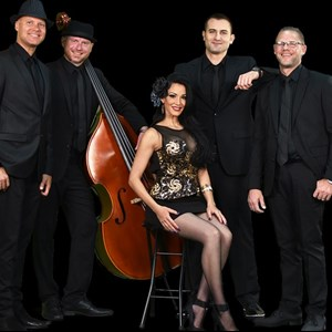North Las Vegas Ballroom Dance Music Band | Retro JukeBox