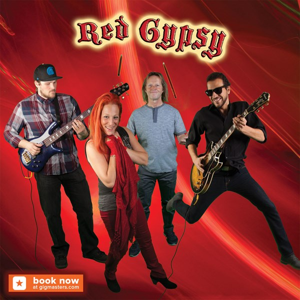 Red Gypsy - Cover Band - Santa Clarita, CA