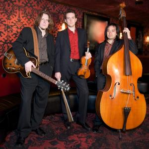 Potter Jazz Duo | International Strings