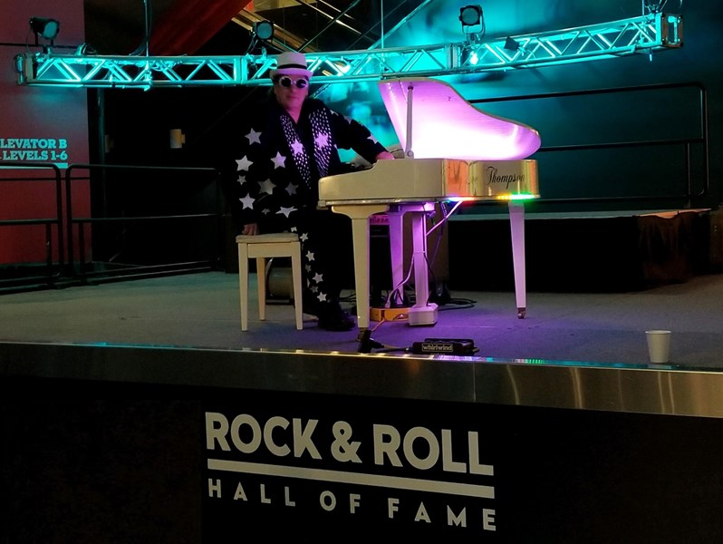 The Elton John Experience by Tommy Lee Thompson - Elton John Impersonator - Akron, OH