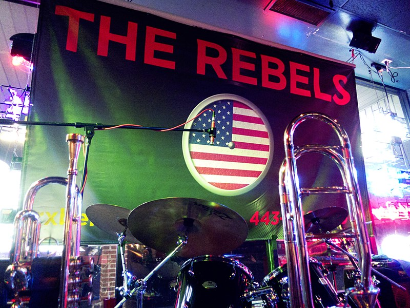 The Rebels - Classic Rock Band - Ellicott City, MD
