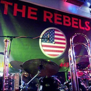 Greencastle Funk Band | The Rebels