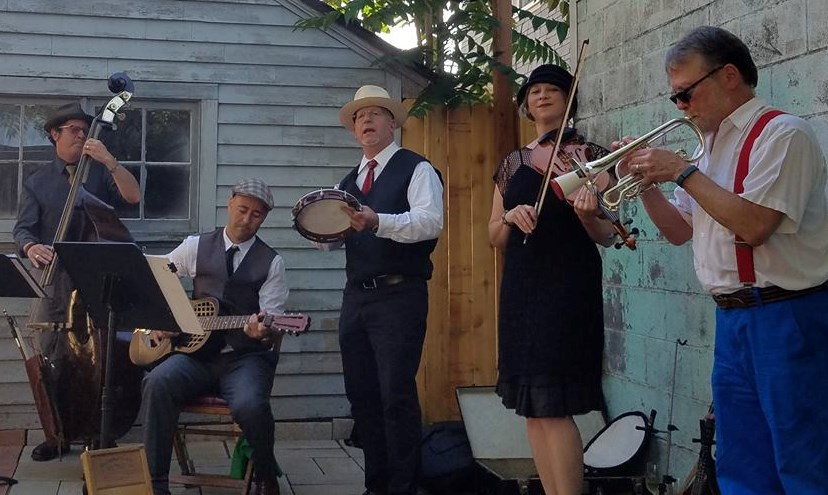 Hops & Honey String Band - 20s Band - Portland, OR