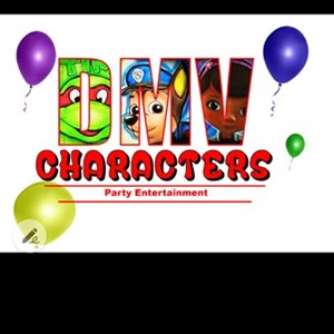 Richmond, VA Costumed Character | DMV Characters Party & Entertainment