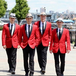 Blakeslee Frank Sinatra Tribute Act | The Jersey Tenors - Unexpected Boys Entertainment
