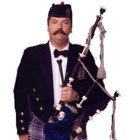 Graham Gunnion - Bagpiper - Las Vegas, NV
