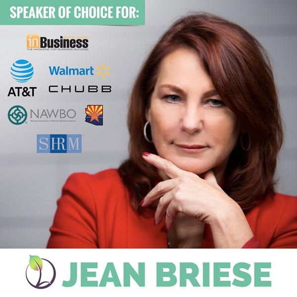 Jean Briese, LLC - Motivational Speaker - Phoenix, AZ