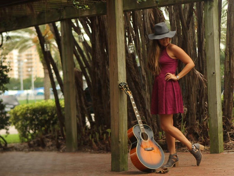 Mallory Moyer - Acoustic Guitarist - Tampa, FL