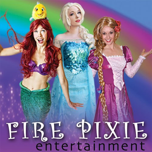 Fire Pixie Entertainment SoCal - Costumed Character - Anaheim, CA