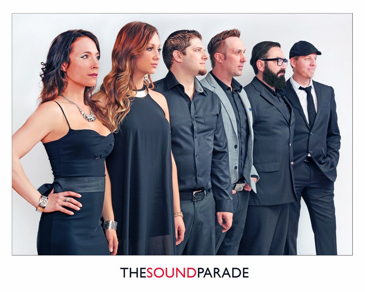 The Sound Parade - Cover Band - Toronto, ON